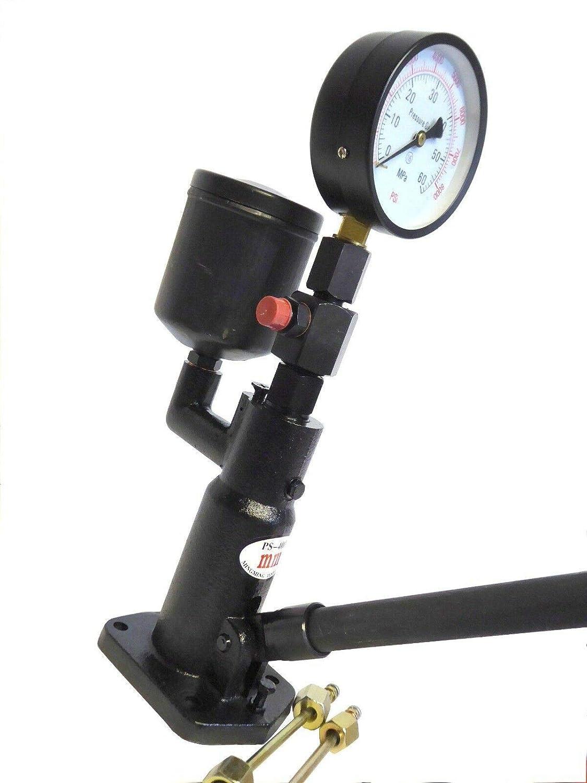 Testeur dinjecteur de carburant diesel pour calibrer la pression dinjection