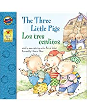 The Three Little Pigs | Los Tres Cerditos (Keepsake Stories, Bilingual)