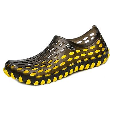 23352549be1da7 Feetmat Water Shoes Quick Drying Lightweight Slip-On Aqua Shoes Sandals for  Women Men  Amazon.co.uk  Shoes   Bags