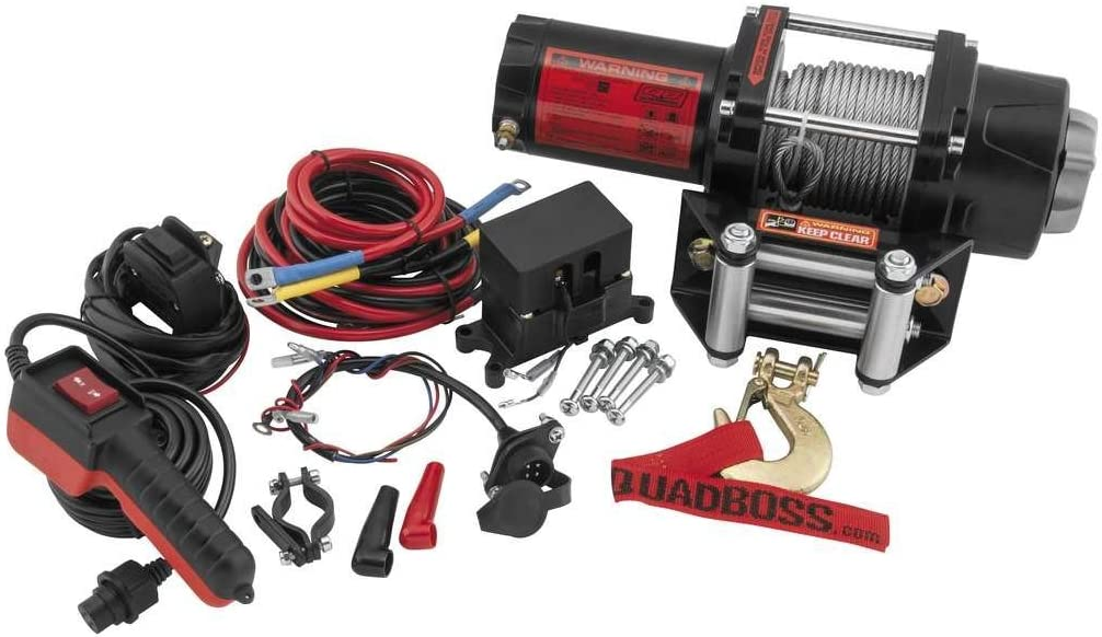 61RbHIHAIKL._AC_SR201266_ amazon com atv winches towing products & winches automotive quadboss winch solenoid wiring diagram at virtualis.co