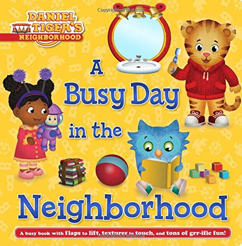 A Busy Day in the Neighborhood (Daniel Tiger's -