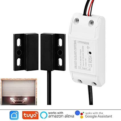 GONLEN WiFi Electric Garage Door Gate Opener Relay Switch