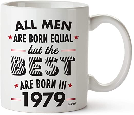 Amazon.com: Tazas de regalo para 40 cumpleaños para hombres ...