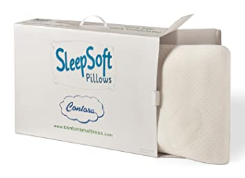 Amazon.com: Atlantic colchón sleepsoft – Almohada (Espuma ...