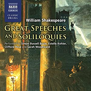 Great Speeches and Soliloquies | Livre audio