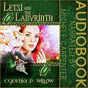 Letsi and the Labyrinth Audiobook