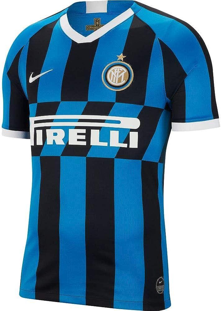 Blu XL Maglia Home Bambino 2019/2020 Blue Spark/White Maglietta da ...