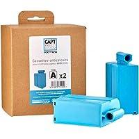 Domena Pack de 2 Cassettes anticalcaires