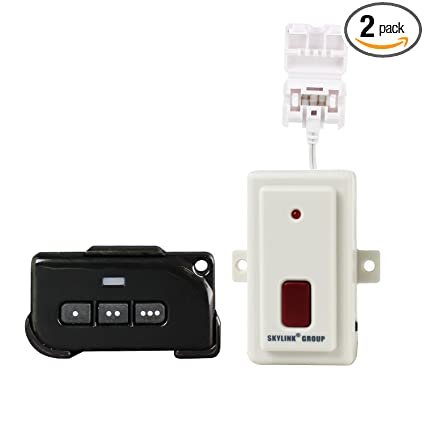 Skylink Gs 1 Universal Visor Clip Garage Door Remote Control Kit