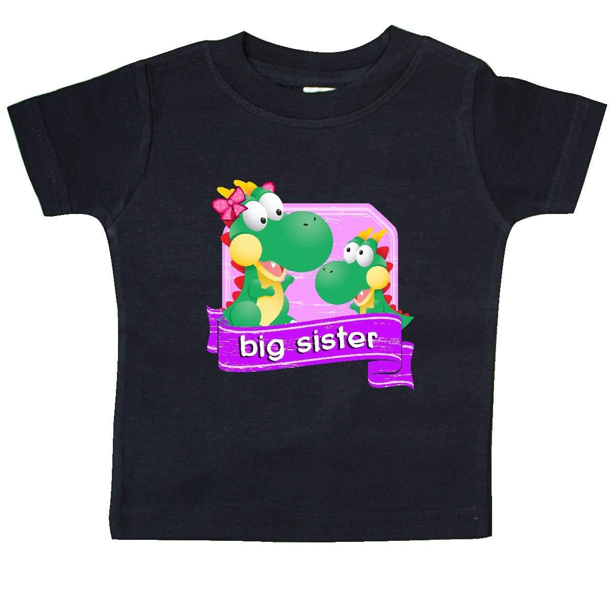 inktastic Cute Orange Dragon Baby T-Shirt