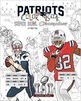 New England Patriots 2017 Super Bowl Champions: The Ultimate ...