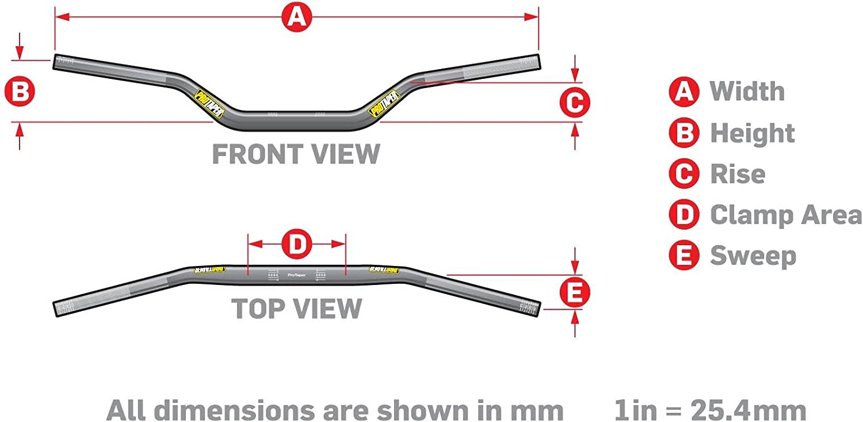 ProTaper SE Mini Bike Bends