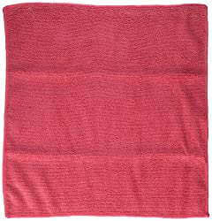 (12-Pack) 14 in. x 14 in. Commercial Grade All-Purpose Microfiber HIGHLY ABSORBENT, LINT-FREE, STREAK-FREE Cleaning Towels - THE RAG COMPANY