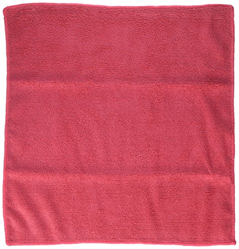 (12-Pack) 14 in. x 14 in. Commercial Grade All-Purpose Microfiber HIGHLY ABSORBENT, LINT-FREE, STREAK-FREE Cleaning Towels – THE RAG COMPANY