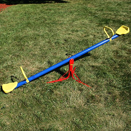 Swing N Slide See Saw Spinner