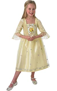 Small Girls Disney Princess Amber Costume