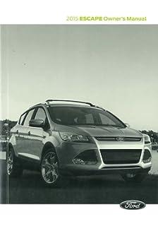 2015 ford edge manual