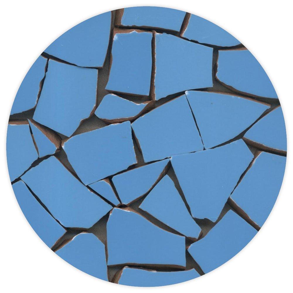 ALEA Mosaic Mosaico Piastrelle (1Kg) Blu luce, BB03 ALEA Mosaik