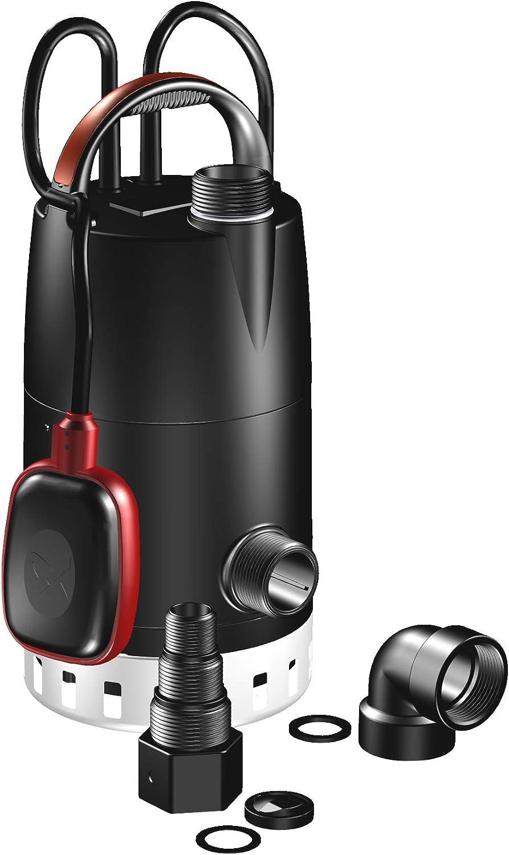 Grundfos 96280966 Unilift KP CC 5 A1 - Bomba de inmersión (cable de 10 m, 230 V)