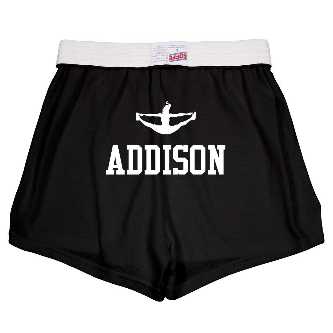 Addison Cute Cheer Practice Youth Soffe Shorts