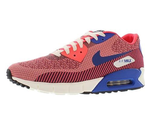 best sneakers 867ca 33d90 Nike Men s - Air Max 90 JCRD PRM QS - Hyper Punch White Royal Obsdn - UK  12  Amazon.co.uk  Shoes   Bags