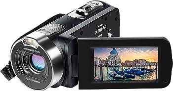 Besteker GW-001 1080p Flash Memory Micro SD/SDHC Camcorder