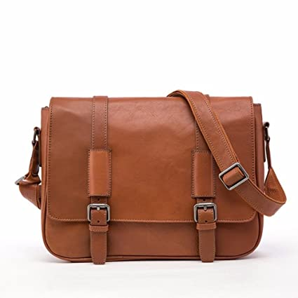 ac5df8105191 Image Unavailable. Image not available for. Color  NHGY Leather leather  satchel