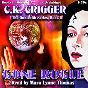 Gone Rogue Audiobook
