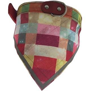 Ducomi Bandadog - Collar Ajustable con el Pañuelo, de Perros y Patos para el Accesorio