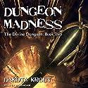 Dungeon Madness: Divine Dungeon Series, Book 2 Hörbuch von Dakota Krout Gesprochen von: Vikas Adam