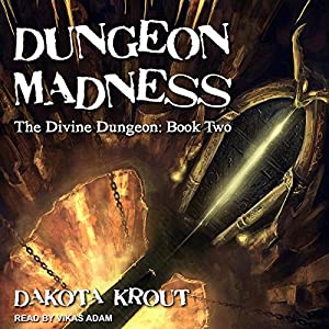 Dungeon Madness Audiobook