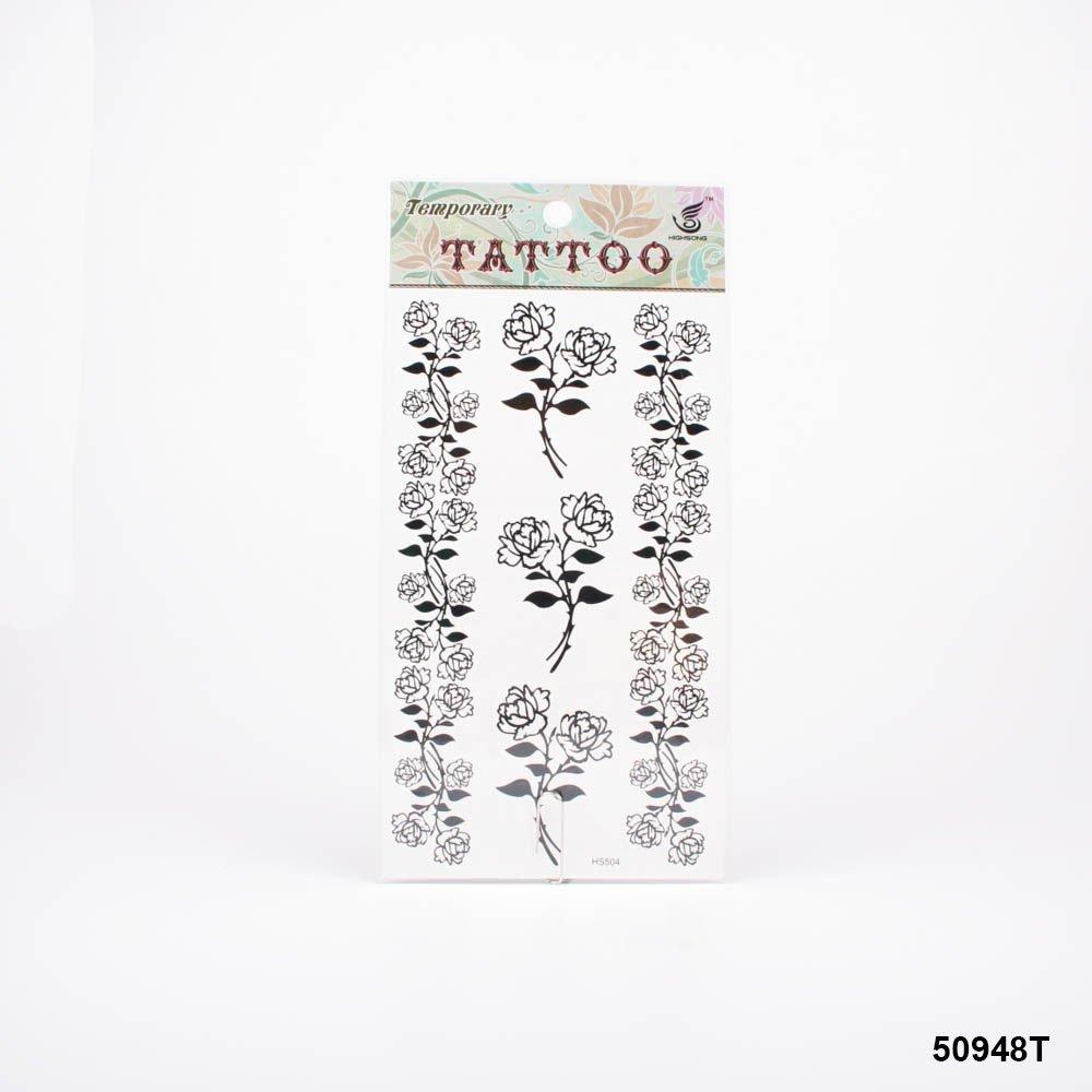 Tatuajes con rosas y enredaderas de rosas: Amazon.es: Salud y ...