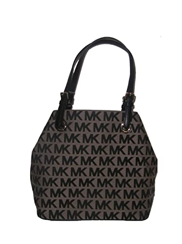 e46312c3c8 Amazon.com  Michael Kors Jet Set Grab Bag MK Signature JQD