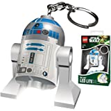 Lego Led - LG0KE21 - Star Wars - Porte-clés LED R2D2
