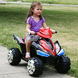 Ride-On-Toy-Quad-Battery-Powered-Ride-On-Toy-ATV-Four-Wheeler-With-Sound-Effects-by-Lil-Rider–Toys-for-Boys-and-Girls-2-5-Year-Olds-Black