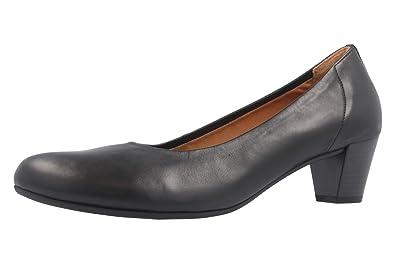 Gabor Shoes Comfort Basic, Escarpins Femme, (57 Schwarz), 35 EU