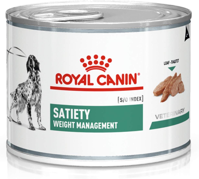 Royal CANIN Veterinary Diet perro satiety húmedo Forro