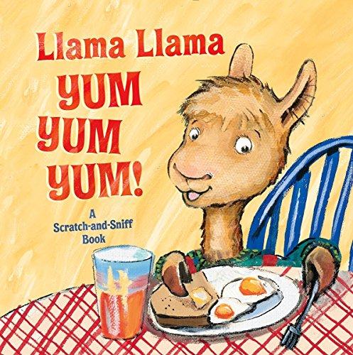 Llama Llama Yum Yum Yum! (Yum Gift Baby Yum)