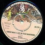 i know what i like (in your wardrobe) / twilight alehouse 45 rpm single