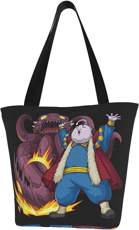 Nigel Tomm Gintama - Sakata Gintoki Canvas Tote Bags con cremallera Reutilizable Shopping Grocery Bags Bolsos para regalo Fun Cosplay Travel
