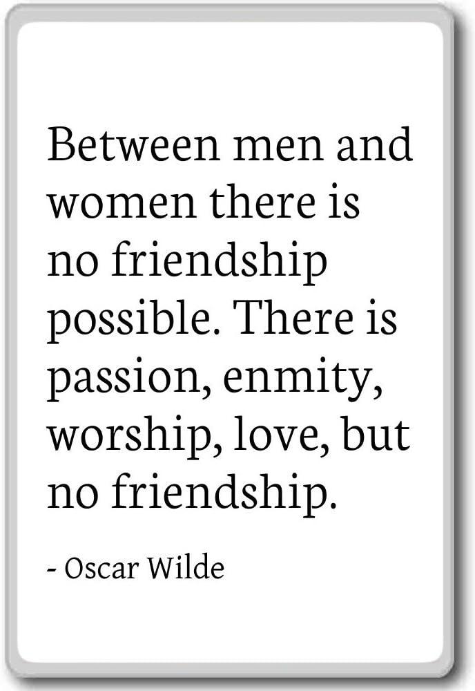 oscar wilde zitate freundschaft