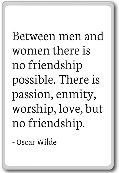 √ Most searched! Friendship Between Man And Woman Quotes
