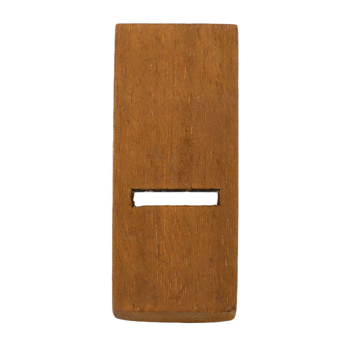 Kongqiabona Madera Cepilladora 108 MM Hogar y Jard/ín Mini Carpinter/ía Plano Plano Mano de madera Cepilladora Herramienta de bricolaje Carpintero Artesan/ía Recorte de mano
