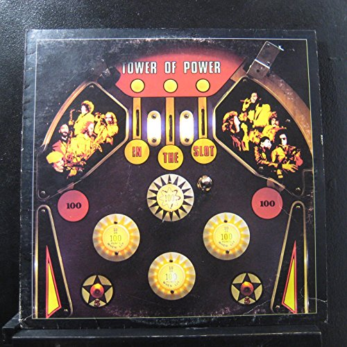 Tower Of Power - In The Slot - Lp Vinyl Record (Tower Of Power Vinyl)
