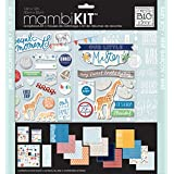 Me and My BIG Ideas Cool Baby Boy Page Kits, 12-Inch by 12-Inch