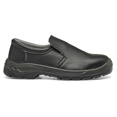 en soldes 10881 80c7d PARADE Sugar Chaussure de Sécurité Cuisine Noir S2: Amazon ...