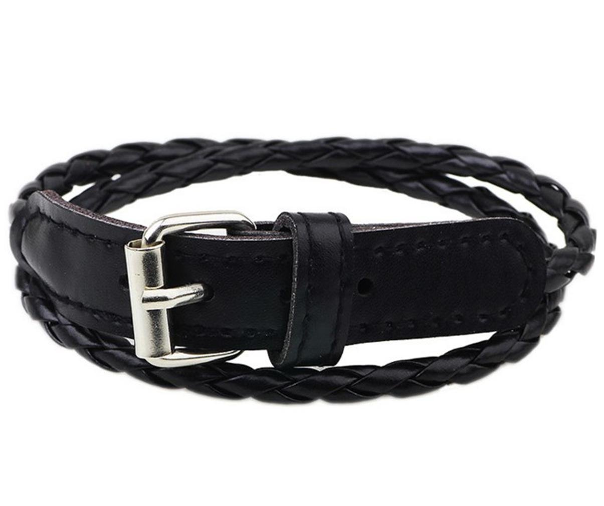 XIEXIE Bracelet/Leather Alloy / Leather Wedding / Party / Daily / Casual Jewelry Gift 1pc , black