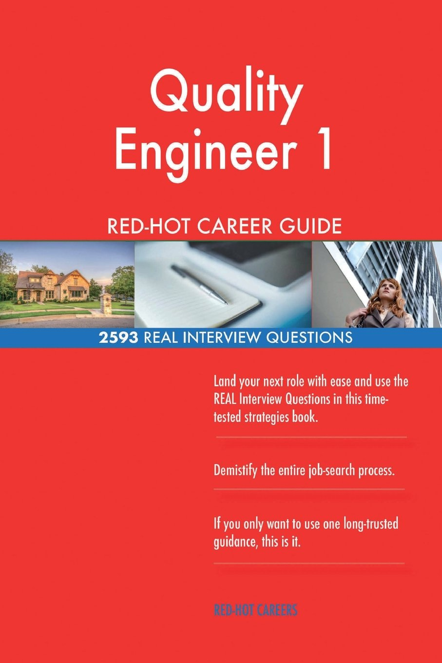 Download Quality Engineer 1 RED-HOT Career Guide; 2593 REAL Interview Questions pdf epub