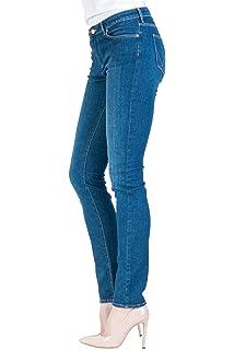 122a1506ea Wrangler - Jeans - Femme - Gris - 27W x 34L: Amazon.fr: Vêtements et ...