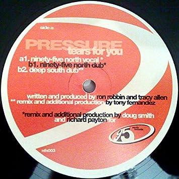 Pressure - Tears For You - 95 North Records: Pressure: Amazon ...